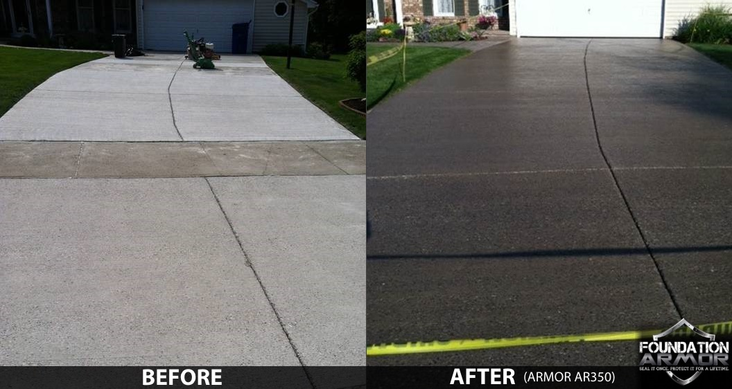 How To Seal A Concrete Driveway Sealers